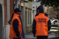 Más de cien agentes de la Secretaría de Seguridad del Municipio recorren a pie las zonas más neurálgicas del distrito. Pueden hacer arrestos civiles y tienen las mismas atribuciones que un inspector de tránsito.