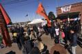 """Más de 400 trabajadores quedaron en la calle tras el cierre intempestivo de la multinacional líder en impresiones con sede en Garín. Quiebra, toma y hasta """"fondos buitre"""" sobrevolando una crisis que llegó hasta la Casa Rosada."""