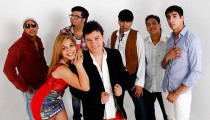 """Al compás del auge de los ritmos centroamericanos, formaron una banda y salieron a tocar. Sueñan llegar con su música a Estados Unidos y afirman que """"la bachata saca lo mejor de las personas""""."""