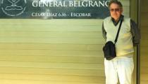 """Tras 43 años de enseñanza, se despidió de las aulas del Instituto Belgrano uno de los profesores más respetados y queridos de Escobar. """"Siempre traté de enseñarles a los alumnos a comprender la realidad para poder modificarla"""", señala sobre su metodología."""