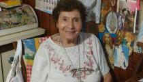 """Nació en la pobreza y, siendo ama de casa y catequista, logró convertirse en una de las primeras diputadas del país, por orden de Evita. """"Fui una mujer más, del montón"""", afirma. Acaba de cumplir noventa años."""