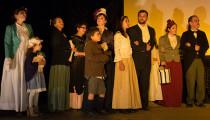 El grupo de teatro comunitario del Colectivo Cultural cumplió cinco años y va por más. Participar de un encuentro nacional en Salta y presentar una nueva obra en 2017, sus objetivos más inmediatos. Un proyecto social y artístico consolidado y en crecimiento.